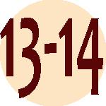 13-14